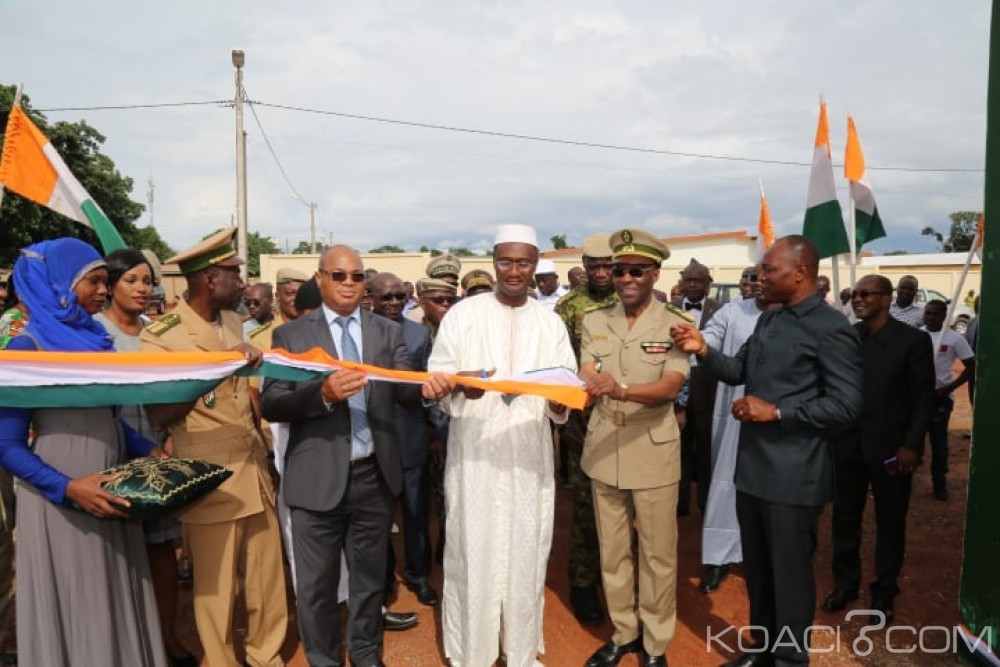 Côte d'Ivoire : M'Bengué dotée d'une brigade mobile de douane