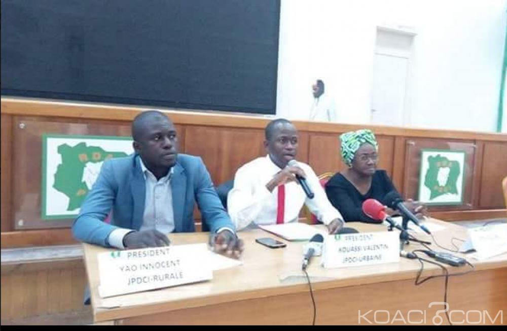 Côte d'Ivoire : Les jeunes du PDCI fustigent la CEI dirigée par un cadre de leur parti et annoncent un sit-in devant l'institution