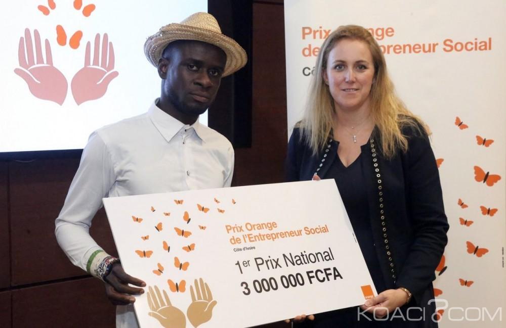 Côte d'Ivoire: Yiri-dôtrô, Districash et Isahit remportent le Prix de l'entrepreneur social Côte d'Ivoire 2018