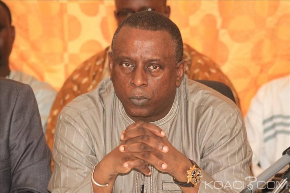 Sénégal: Arrêté aux États Unis, fin des poursuites contre l'ex ministre sénégalais Cheikh Tidiane Gadio