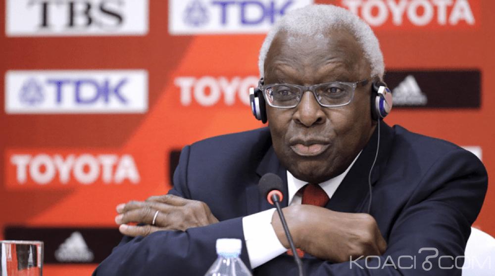 Sénégal : L'ex-patron de l'IAAF, le Sénégalais Lamine Diack de nouveau mis en examen