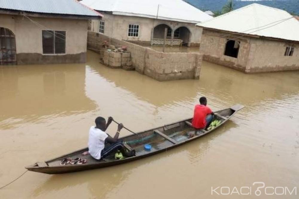 Nigeria:  Les inondations font plus de 100 morts