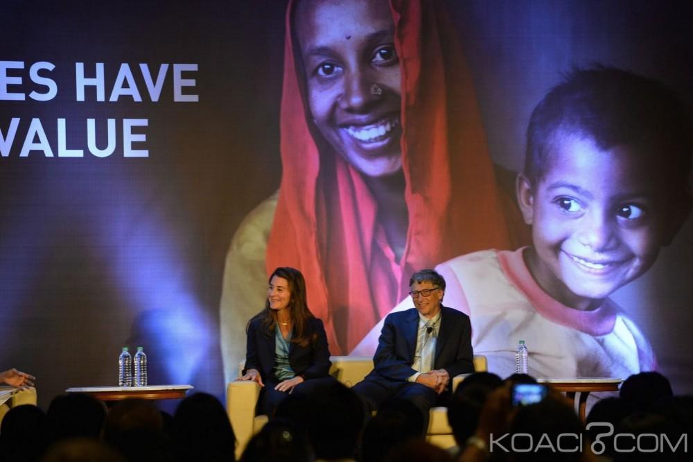 Afrique: Bill Gates appelle à investir «dans le capital humain» pour contrer la pauvreté