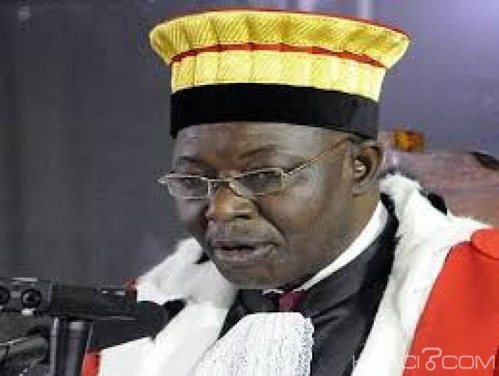 Guinée : Le Président de la cour constitutionnelle Kéléfa Sall destitué pour gestion opaque
