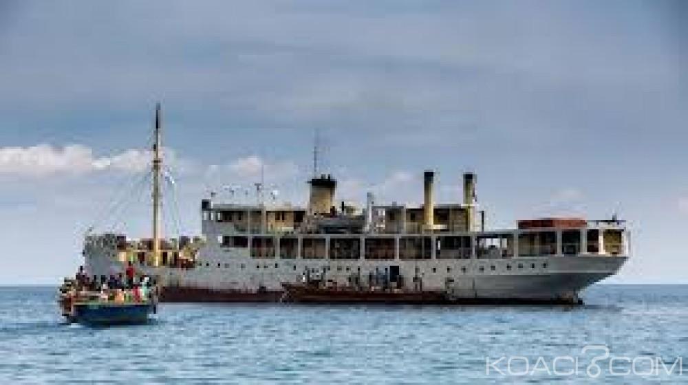 Tanzanie : Un Ferry sombre dans le Lac Victoria, plus de 40 morts