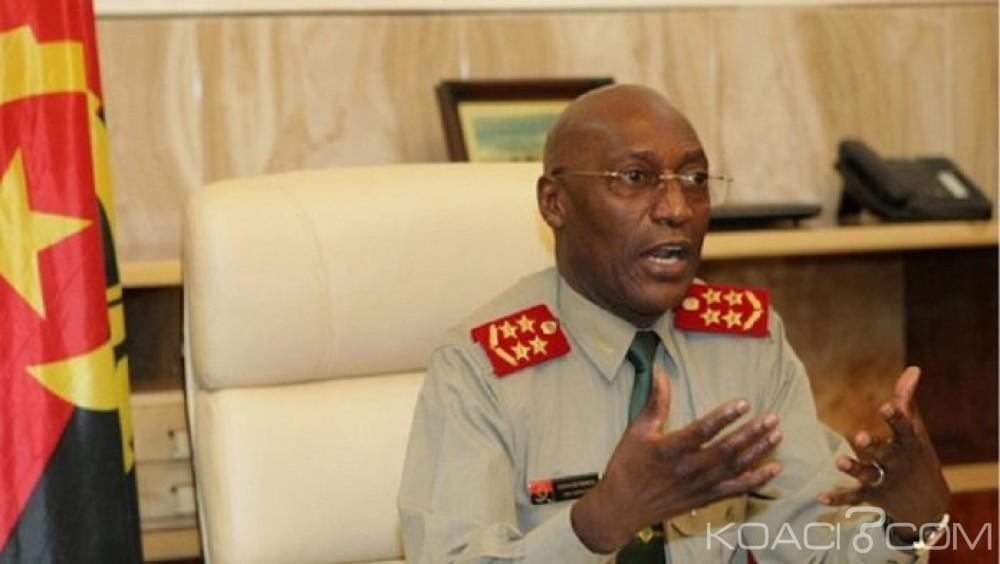 Angola: L'ex chef de l'armée blanchi dans une affaire de fraude estimée à 50  milliards de dollars