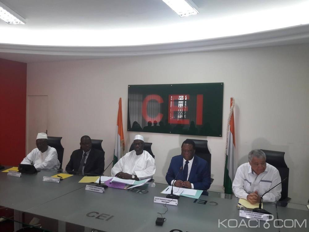 Côte d'Ivoire : Elections locales, la publication des listes des candidatures devrait s'achever ce vendredi avec le prononcé de la Cour Suprême