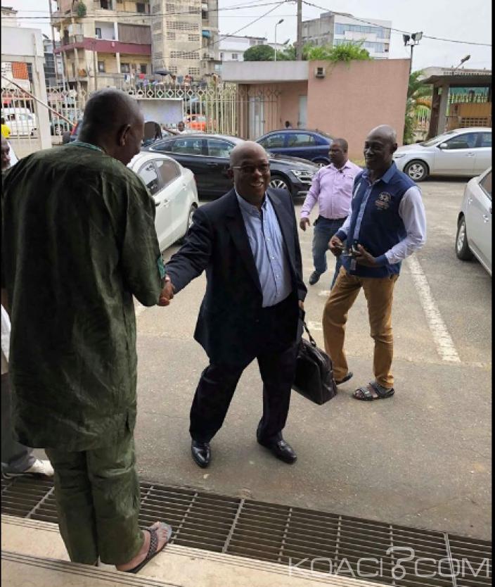 Côte d'Ivoire: Roger Ouégnin a répondu présent à la convocation de la FIF