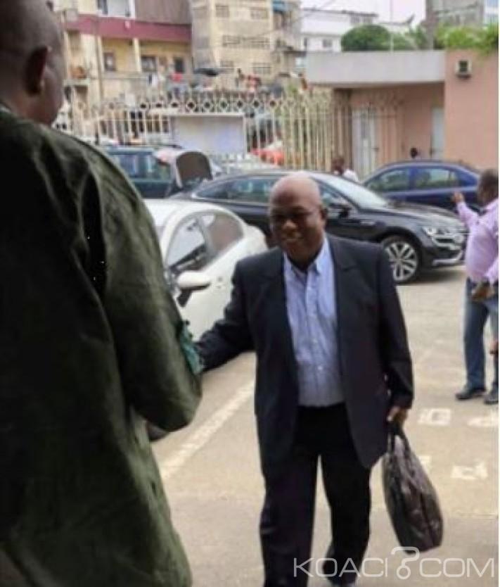 Côte d'Ivoire : Après son audition, Me Ouégnin n'exclurait pas de saisir le Tribunal Arbitral des Sports