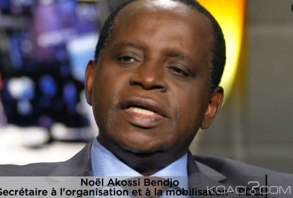 Côte d'Ivoire: Poursuivi par la justice, Bendjo ne reconnait pas être en exil et avance une mission de Bédié reconduite