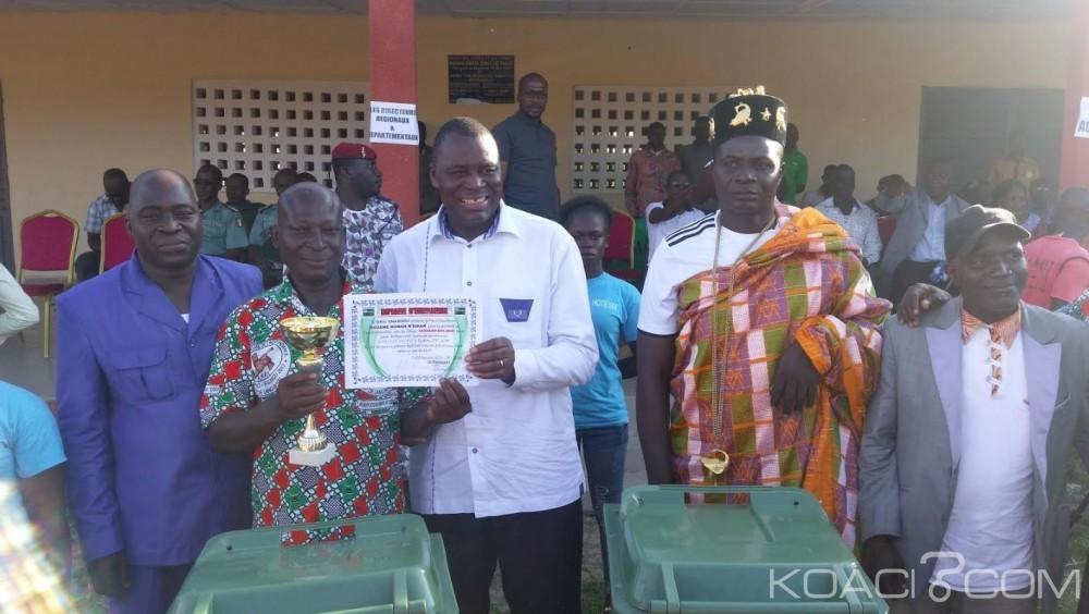 Côte d'Ivoire: Diabo, Andokro- Kouakou vainqueur du concours village propre