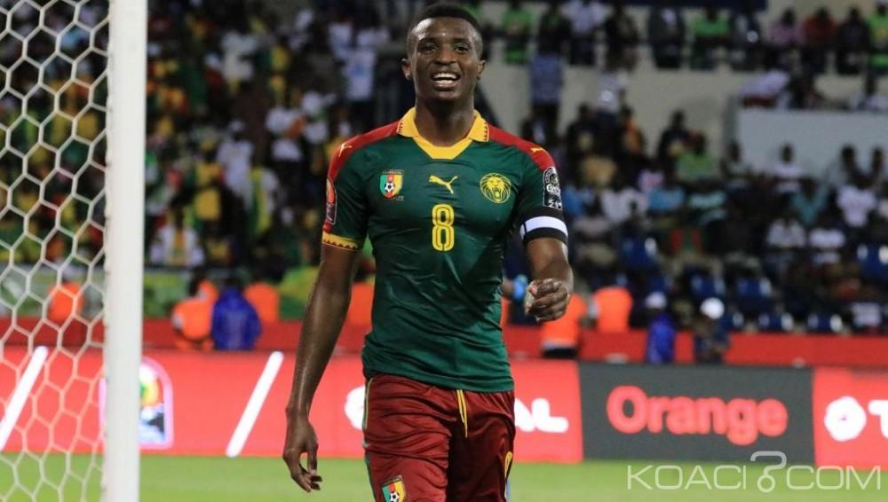 Cameroun : Mis à l'écart par Seedorf, Moukandjo annonce sa retraite internationale