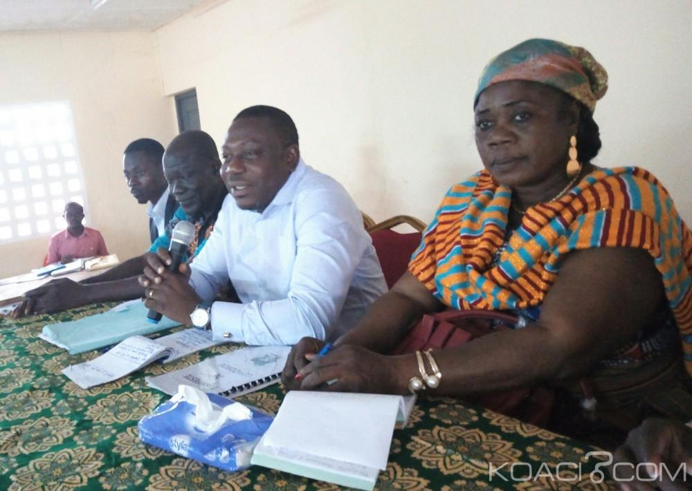 Côte d'Ivoire: Watchard Kedjebo formel: «en toute cohérence et sans complexe, nous soutenons automatiquement tous les candidats du RHDP, nous sommes du RHDP»