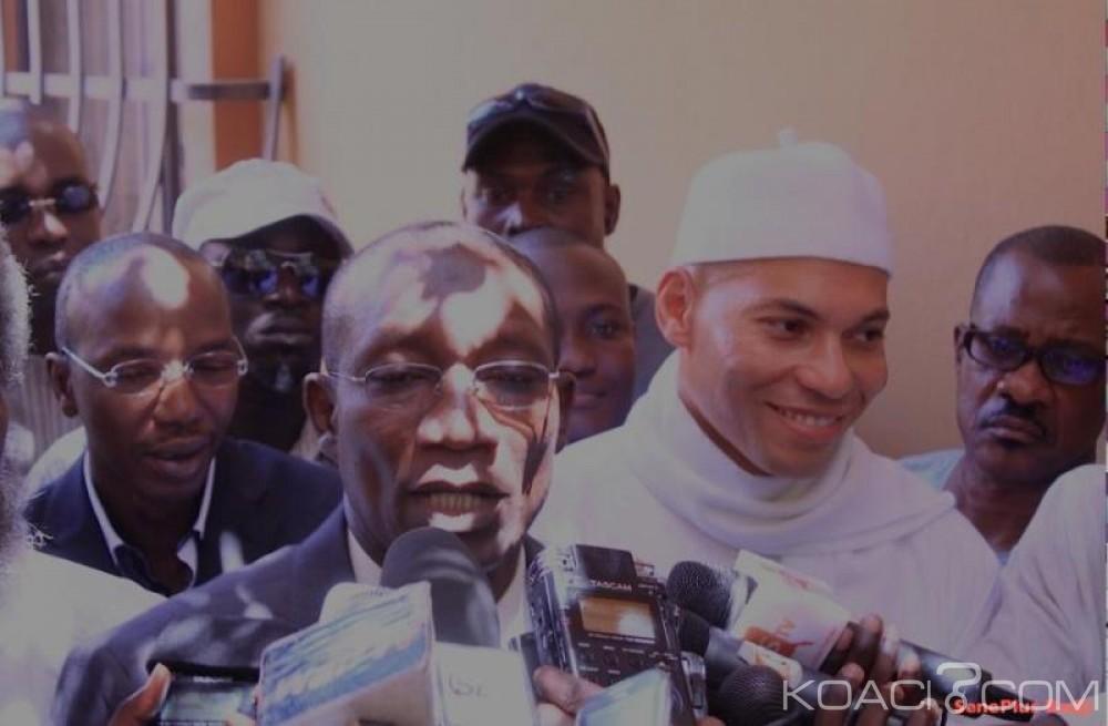 Sénégal: Présidentielle, parrainage, affaire Karim Wade… les graves accusations du Pds sur Sall