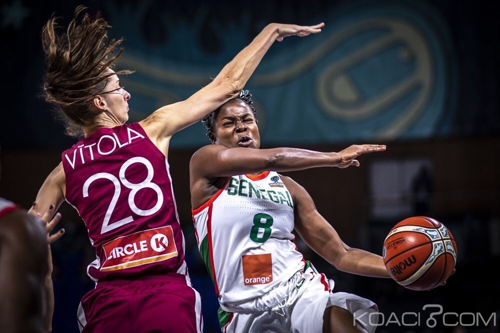 Sénégal: Les lionnes offrent à l'Afrique sa première victoire en Mondial de Basketball