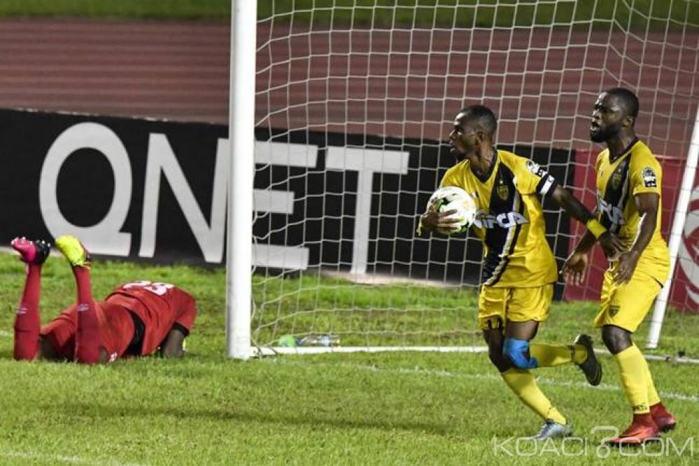 Côte d'Ivoire : Ligue 1, l'Asec domine le WAC, l'Africa prend son premier point et les militaires au  pouvoir