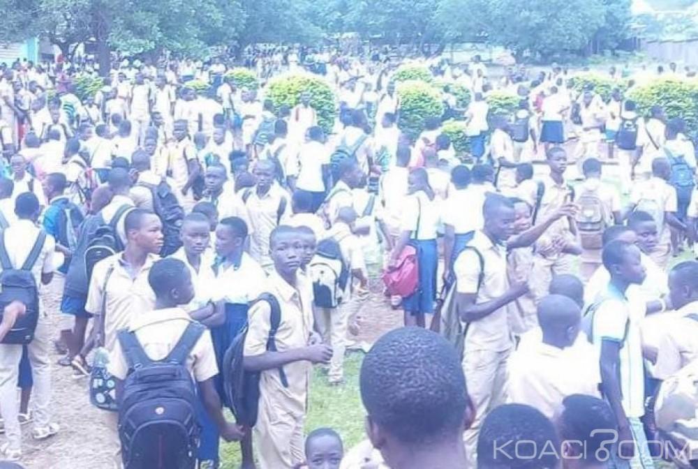 Côte d'Ivoire : Contre les frais annexes, échanges musclés entre policiers et élèves dans plusieurs localités