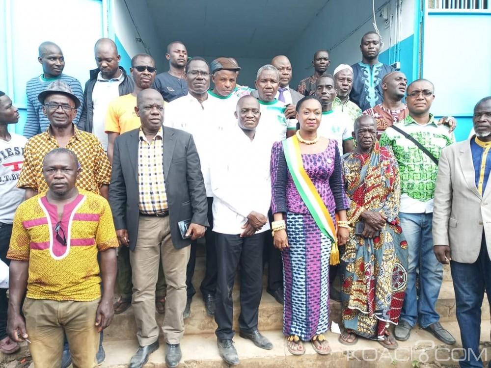 Côte d'Ivoire: Sakassou, le peuple Walèbo remet la clé de sa destinée à Jacques Mangoua