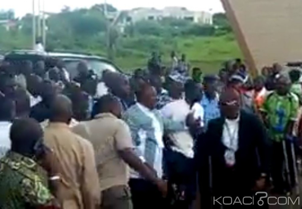 Côte d'Ivoire : Conspué à Daoukro, Adjoumani «rien ne nous empêchera d'avancer»