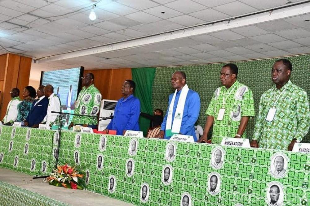 Côte d'Ivoire : Ce qu'on n'a pas dit sur la tenue du Bureau Politique du PDCI-RDA