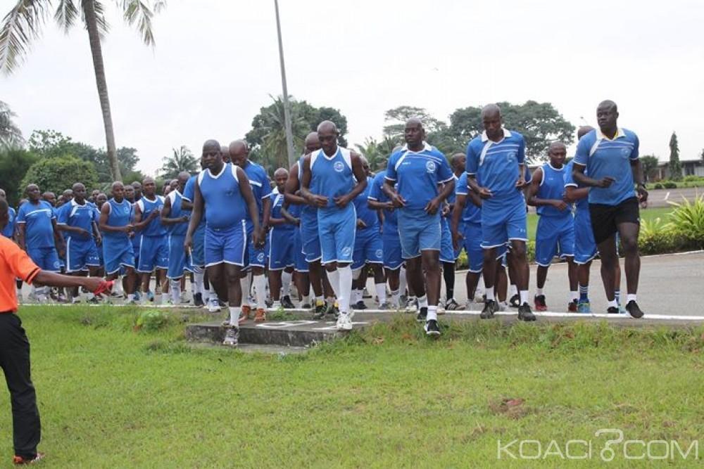 Côte d'Ivoire :  Le 1er Bataillon d'Infanterie a célébré la fête de Saint-Maurice autour des défis environnementaux