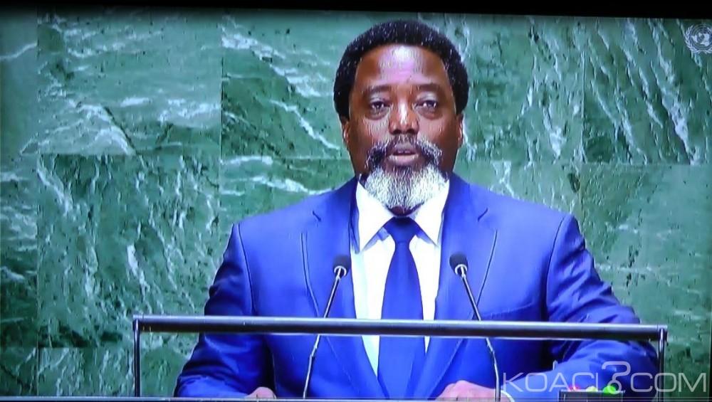 RDC : Exaspéré, Kabila exige un retrait «effectif et substantiel» des casques bleus de la Monusco