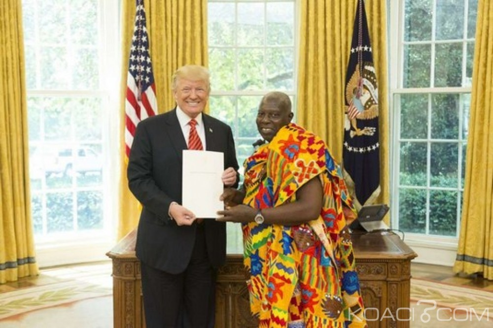 Ghana-USA : Entente sur l'expulsion d'immigrés sans papiers