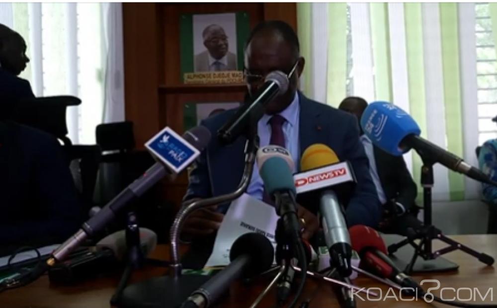 Côte d'Ivoire : Les explications de Guikahué sur l'annulation du BP du 17 juin et l'utilisation du logo du PDCI-RDA par le RHDP, Parti Unifié