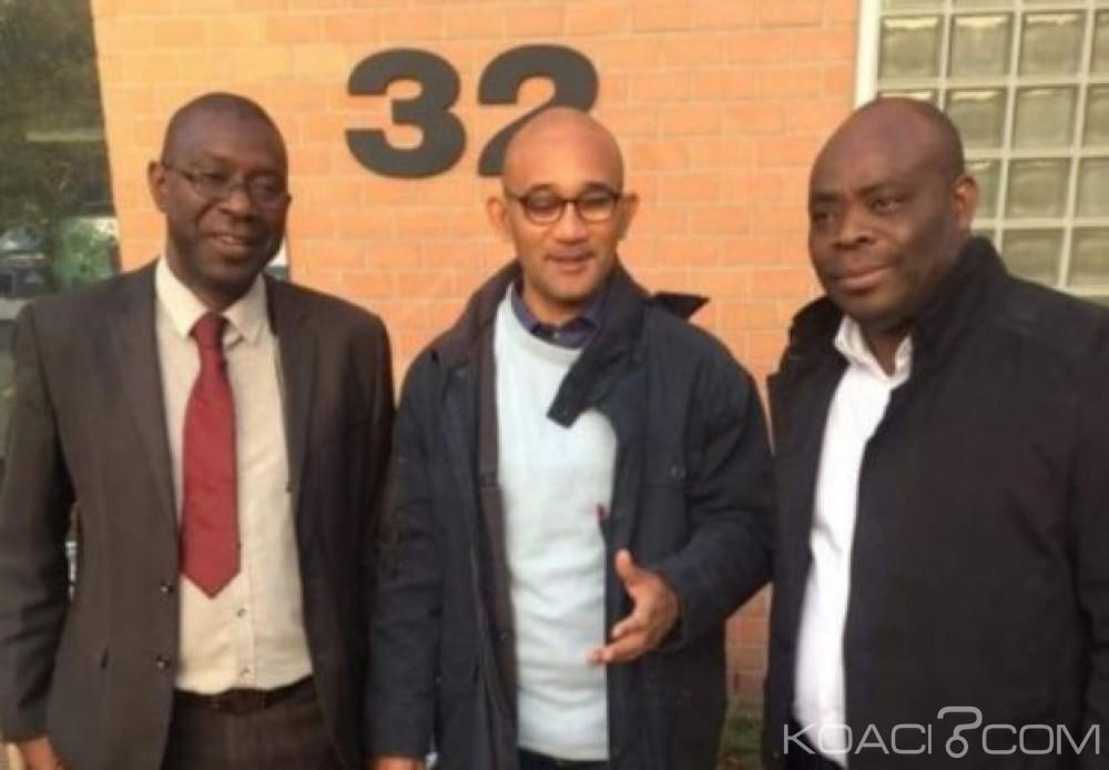 Côte d'Ivoire : Michel Gbagbo a rencontré Blé Goudé à la Haye, le contenu des échanges