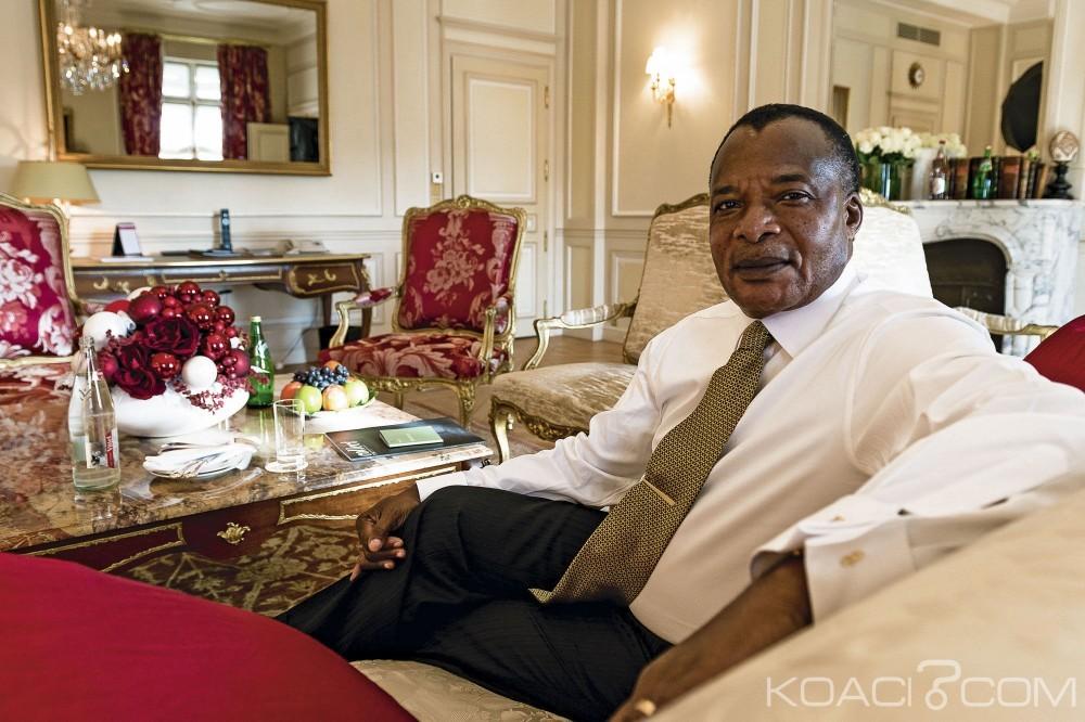 Congo-Suisse : Un ex-trader accuse Sassou Guesso d'avoir reçu des pots de vins en échange de contrats pétroliers