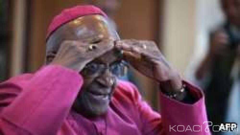 Afrique du Sud: Desmond Tutu de nouveau hospitalisé pour des tests