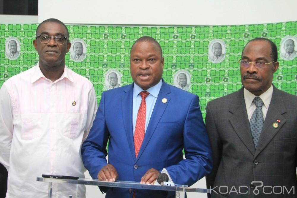 Côte d'Ivoire : Transfèrement des pouvoirs du Sénat à l'Assemblée nationale, les parlementaires PDCI dénoncent un «blocage politique»