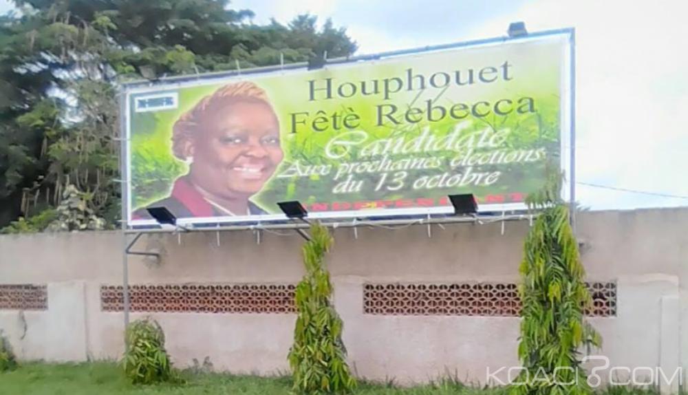 Côte d'Ivoire : Municipales  2018, le QG d'une candidate cambriolé à Yamoussoukro