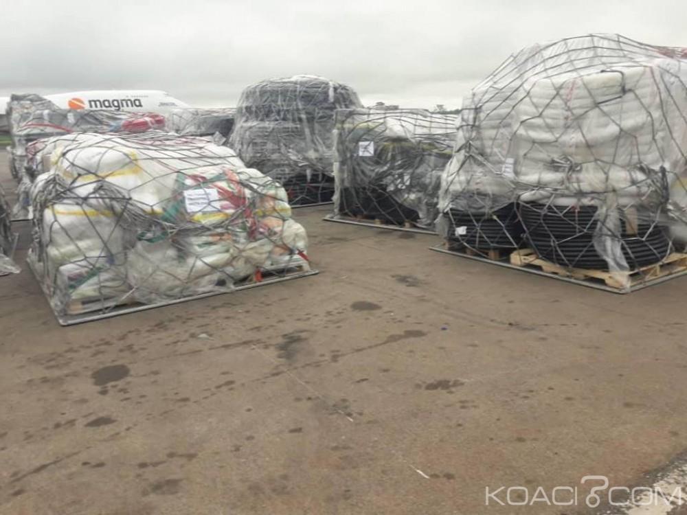 Cameroun : Can 2019, 50T de matériels pour les chantiers de Garoua