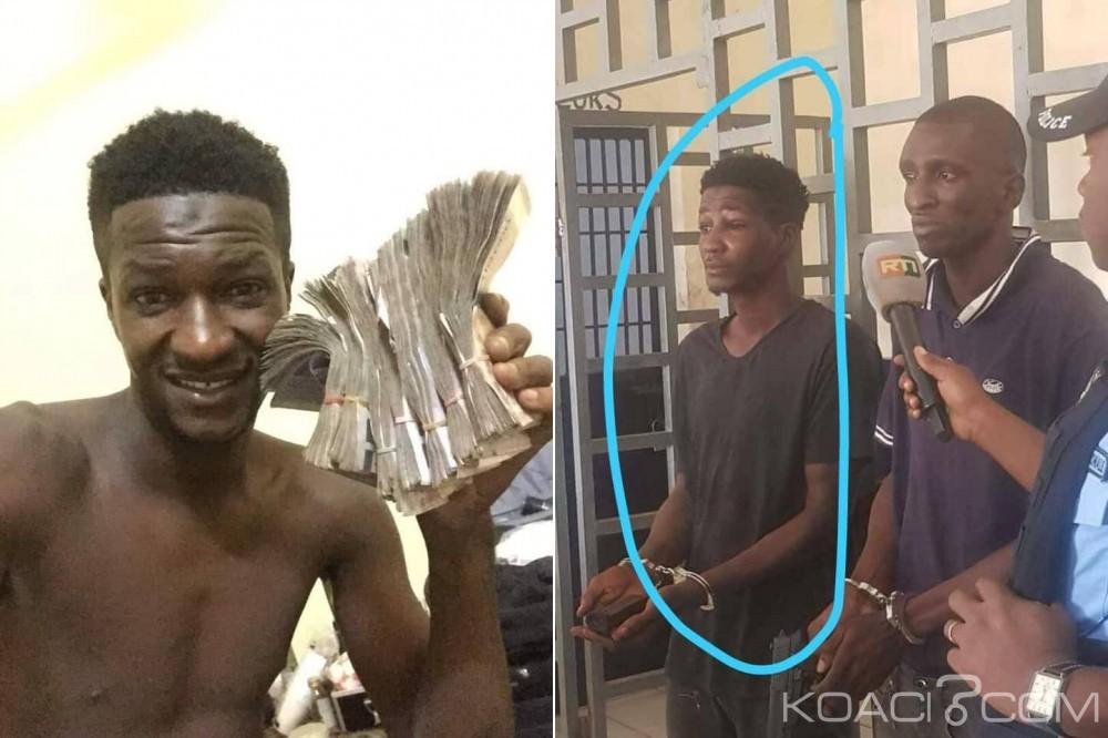 Côte d'Ivoire: Le boucantier Balla le pétrolier arrêté pour braquage