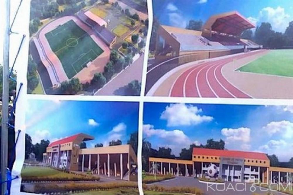 Togo : Un stade à construire à Notsè en 12 mois