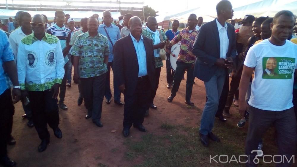 Côte d'Ivoire: Municipales et régionales dans le Gbêkê, le PDCI lance sa campagne avec Banny