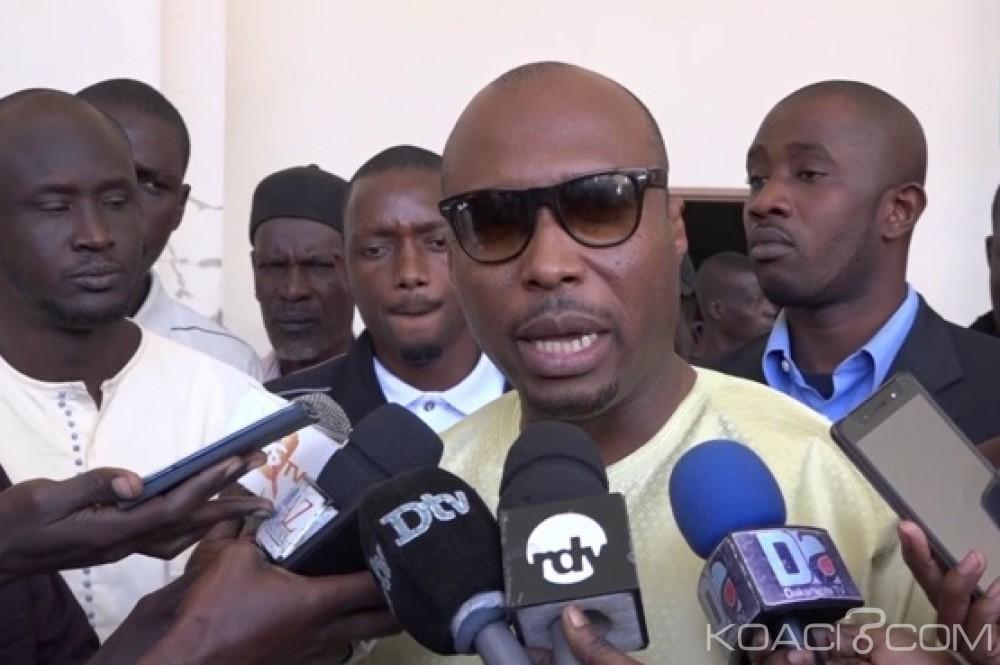 Sénégal: Sortie de prison de l'opposant proche de Khalifa Sall, Barthélémy Dias