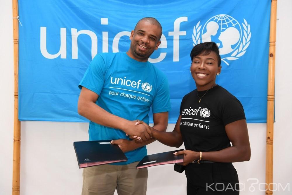 Côte d'Ivoire : Murielle Ahouré désormais «Ambassadrice» pour l'Unicef