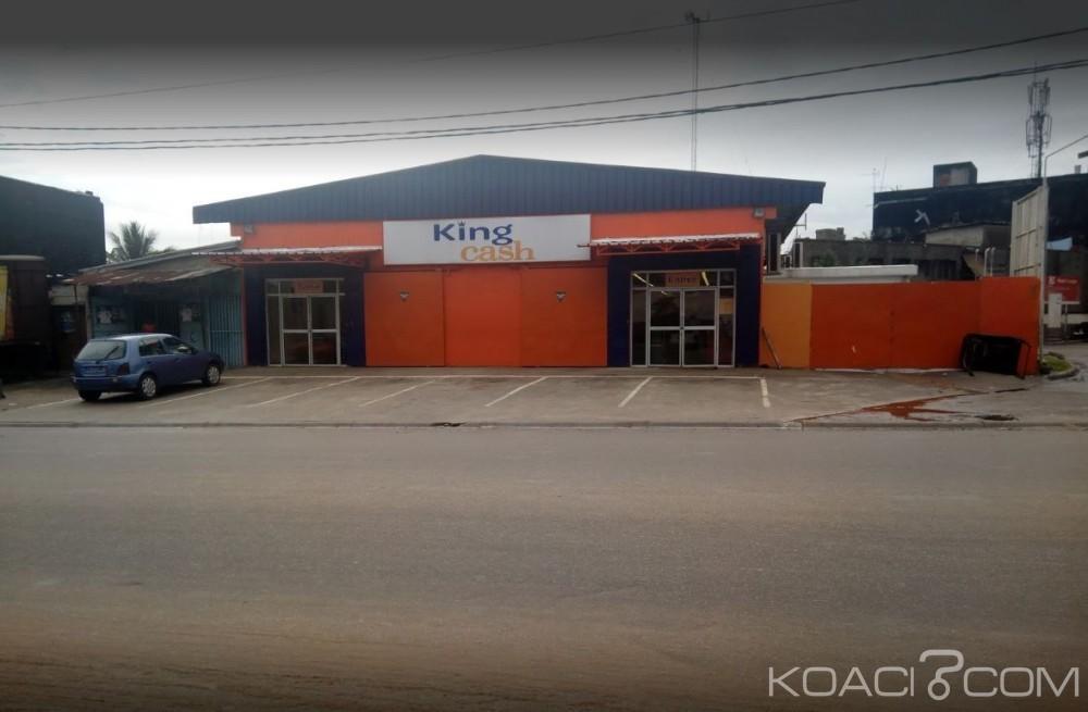 Côte d'Ivoire: Un supermarché attaqué par des braqueurs à Yopougon