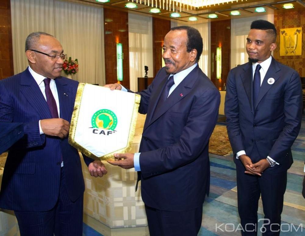 Cameroun : CAN 2019, depuis le palais d'Etoudi, Ahmad «la CAF n'a pas de plan B»