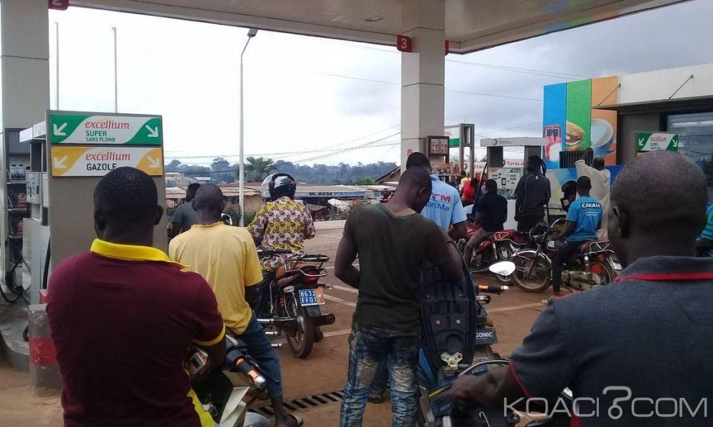 Côte d'Ivoire : Grève des transporteurs de carburant, les gérants des stations déclinent toutes responsabilités