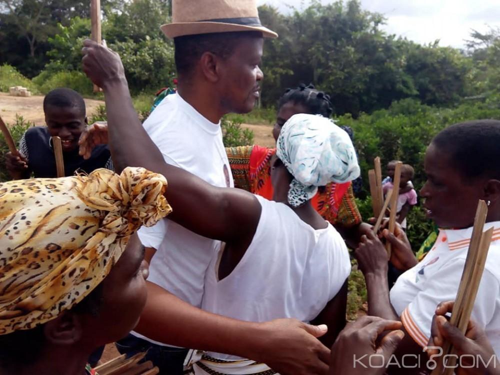 Côte d'Ivoire : Municipales 2018 à Fresco, des cadres du RHDP soupçonnés d'avoir reproché au Chef de la communauté Baoulé son soutien à Lobognon