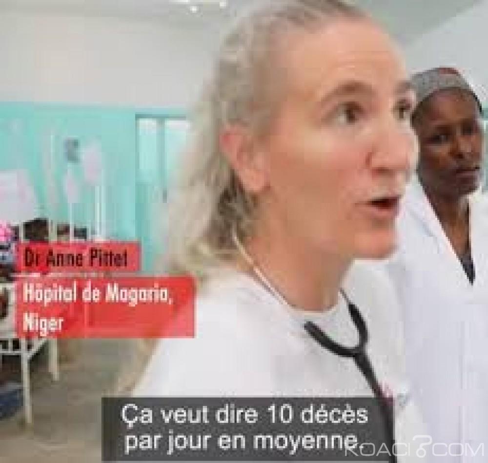 Niger: Une employée  de MSF se fait expulser  après une  vidéo sur la malnutrition