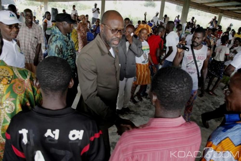 Côte d'Ivoire : Régionales 2018, Donwahi affirme être le seul candidat qui a la caution de Ouattara et Bédié