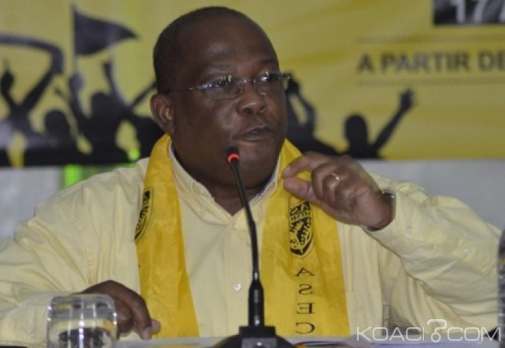 Côte d'Ivoire : Roger Ouégnin a officiellement saisi la FIF pour recours contre son interdiction des stades dans le monde pour 12 mois