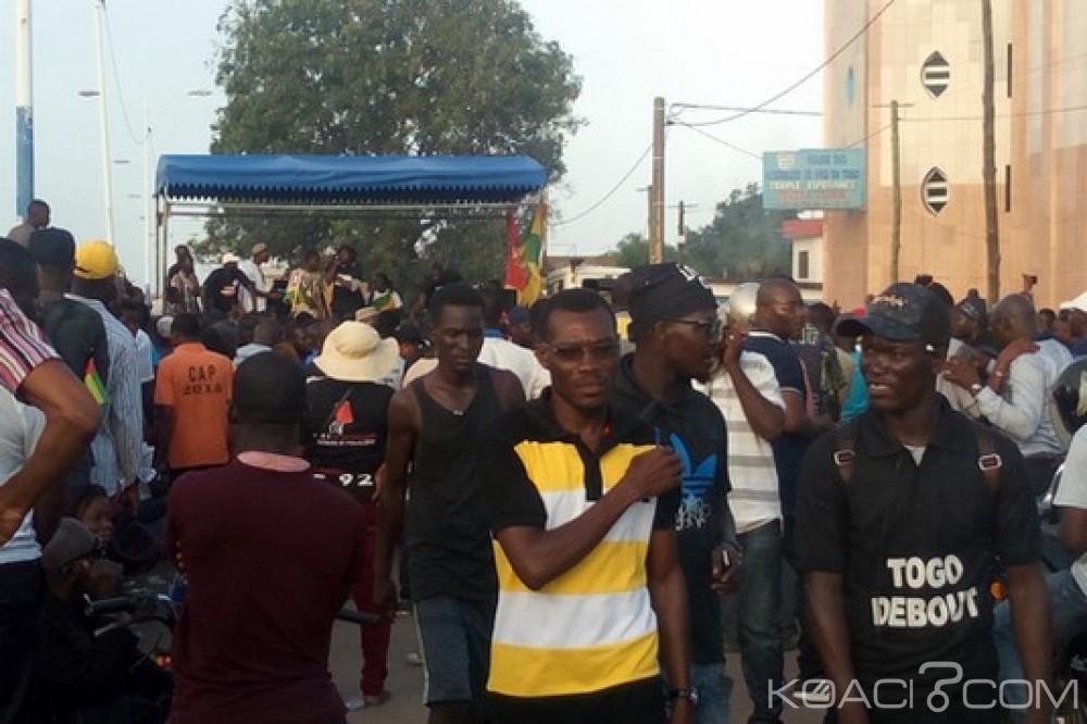 Togo: Togo Debout réclame dans les rues les détenus et les recommandations de la CEDEAO