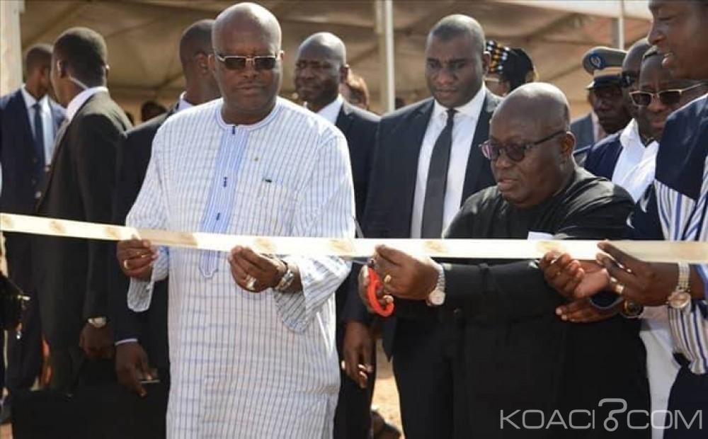 Burkina Faso - Ghana : Inauguration de l'interconnexion électrique 225 kV Bolgatanga-Ouagadougou