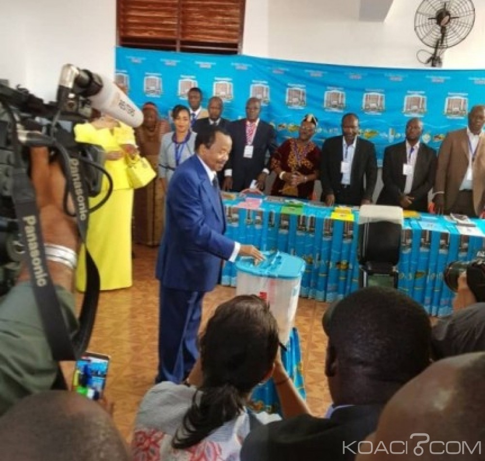 Cameroun : Jour de vote, déjà 3 morts à Bamenda, faible présence des scrutateurs de l'opposition, participation mitigée d'électeurs