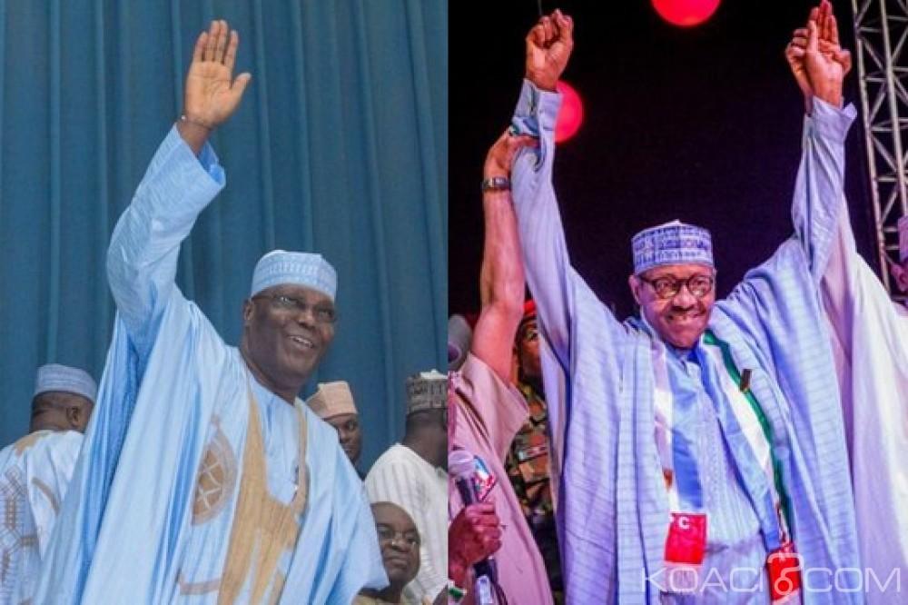 Nigeria: Candidatures à la présidentielle 2019, Atiku Abubakar élu par le PDP, Muhammadu Buhari désigné par l'APC